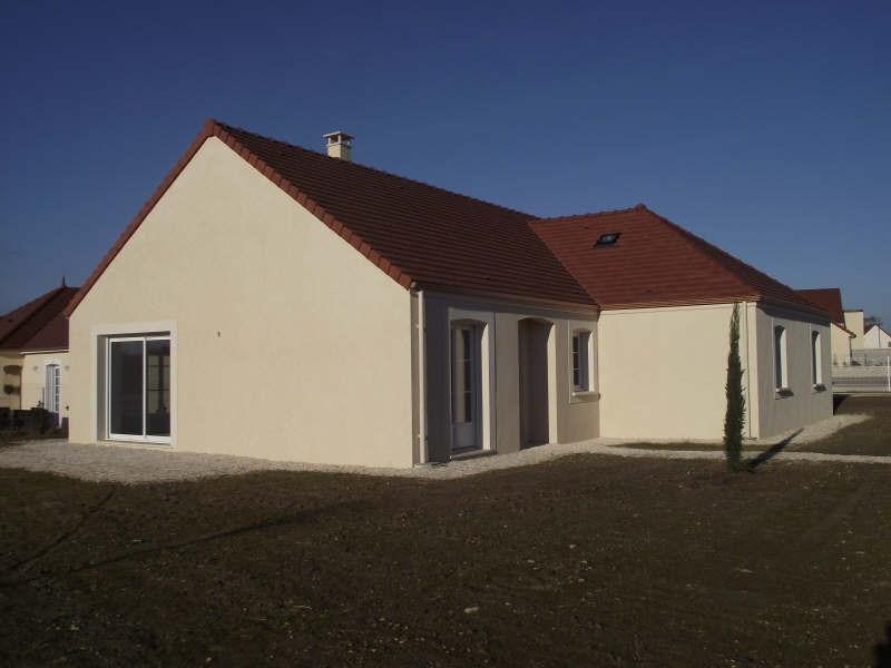 Location maison / villa Villefargeau 992€ CC - Photo 14