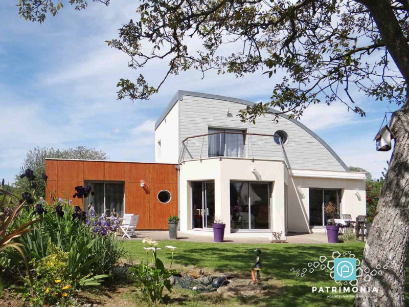 Sale house / villa Moelan sur mer 522400€ - Picture 1
