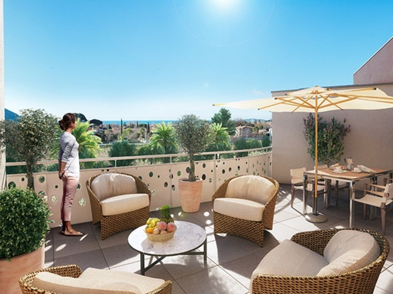 Vente appartement St cyr sur mer 336000€ - Photo 1