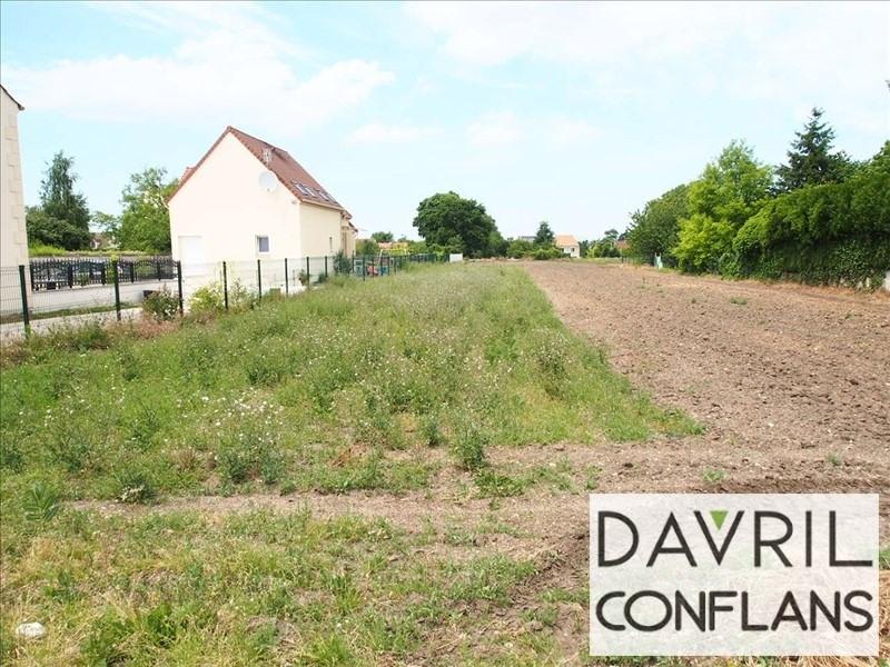 Vente terrain Eragny 220000€ - Photo 1