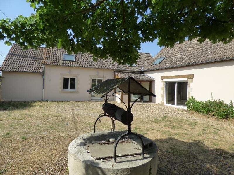 Sale house / villa Villeneuve sur allier 165850€ - Picture 1
