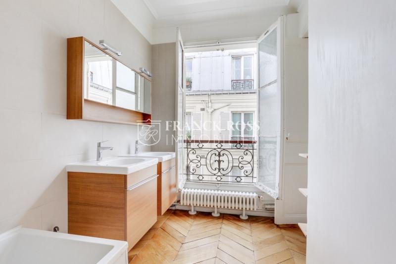 Rental apartment Paris 9ème 2400€ CC - Picture 13