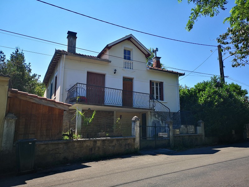 Vente maison / villa Saint-girons 110000€ - Photo 1