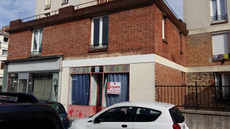 Rental shop Fontenay-sous-bois 1 017€ HC - Picture 1