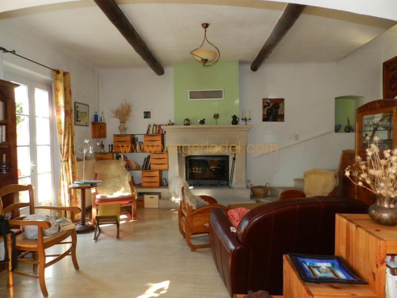 Vitalicio  casa Le beaucet 160000€ - Fotografía 5