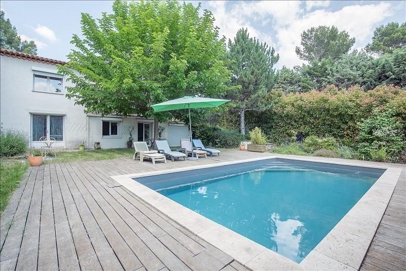 Vente maison / villa Puyricard 548000€ - Photo 1