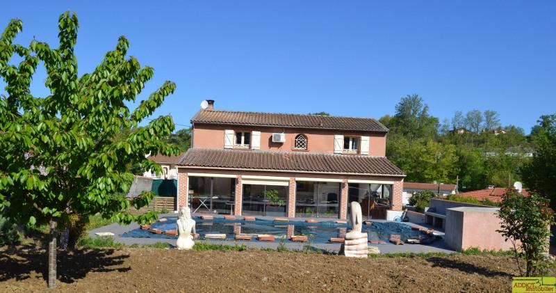 Vente maison / villa Secteur castelginest 390000€ - Photo 7