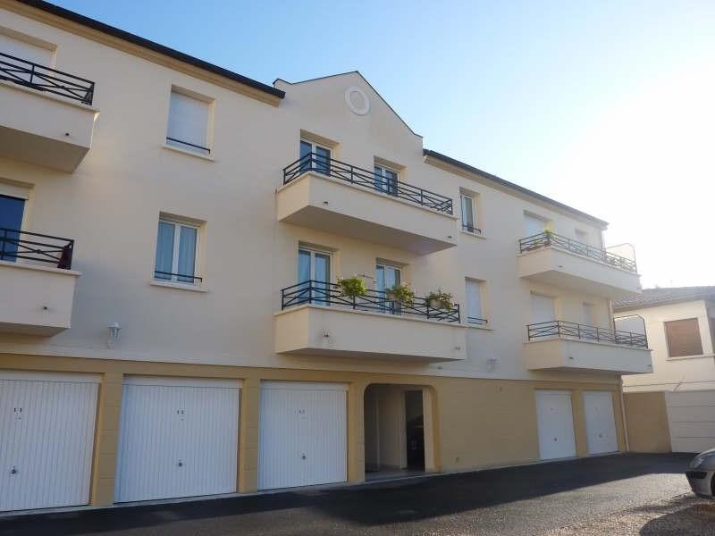 Locação apartamento Vaujours 745€ CC - Fotografia 1
