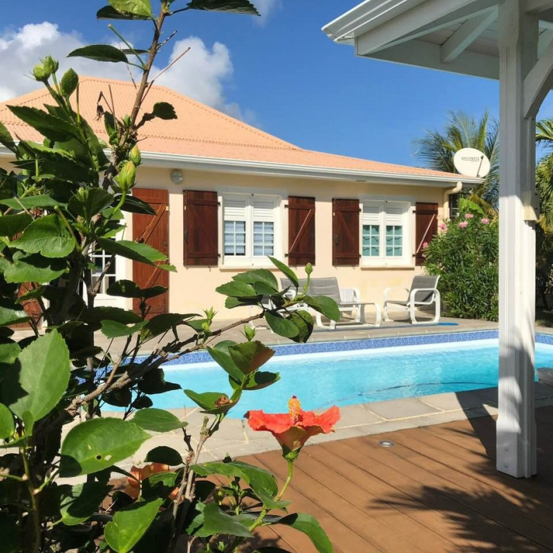 Venta  casa Le vauclin 346500€ - Fotografía 4