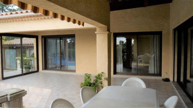 Vente maison / villa Roquebrune sur argens 549000€ - Photo 3