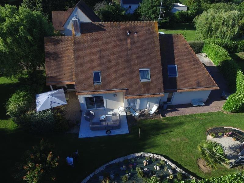 Sale house / villa St manvieu norrey 420000€ - Picture 2
