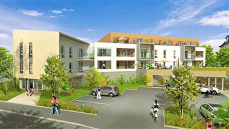 Rental apartment Brest 507€ CC - Picture 4