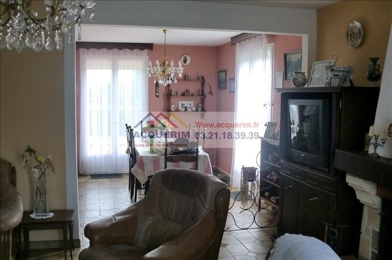 Produit d'investissement maison / villa Moncheaux 268500€ - Photo 3