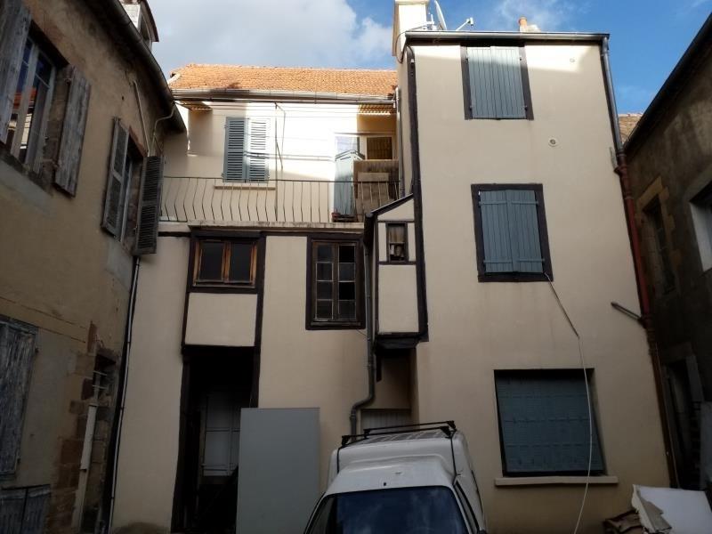 Venta  edificio Moulins 107000€ - Fotografía 1
