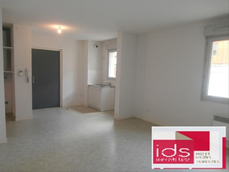 Locação apartamento La rochette 425€ CC - Fotografia 1