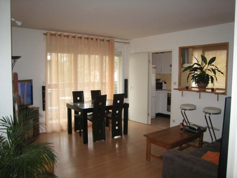 Rental apartment Osny 700€ CC - Picture 2