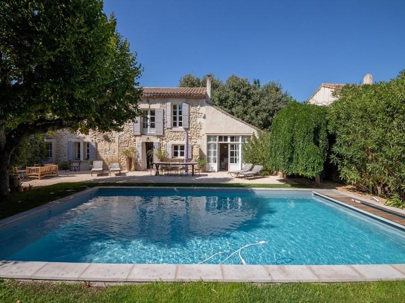 Immobile residenziali di prestigio casa Paradou 787000€ - Fotografia 3