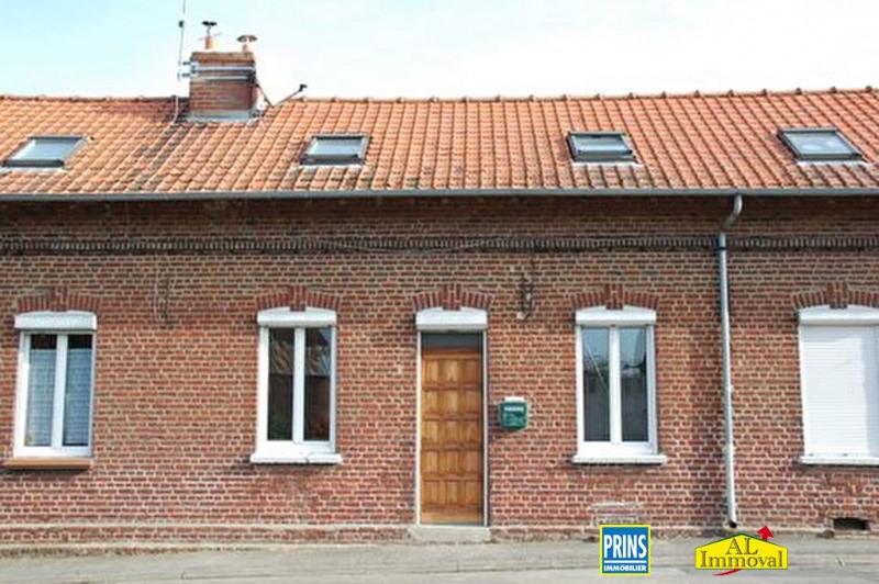 Rental house / villa Estree blanche 504€ CC - Picture 1