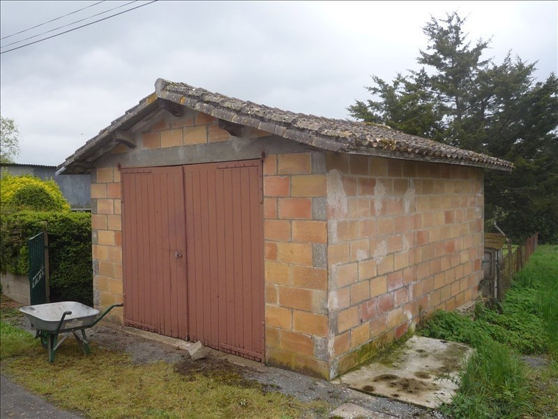 Vente maison / villa Menigoute 55 000€ - Photo 7