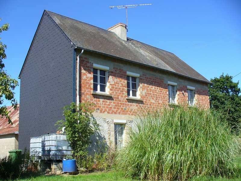 Verkoop  huis St jean de daye 64750€ - Foto 1