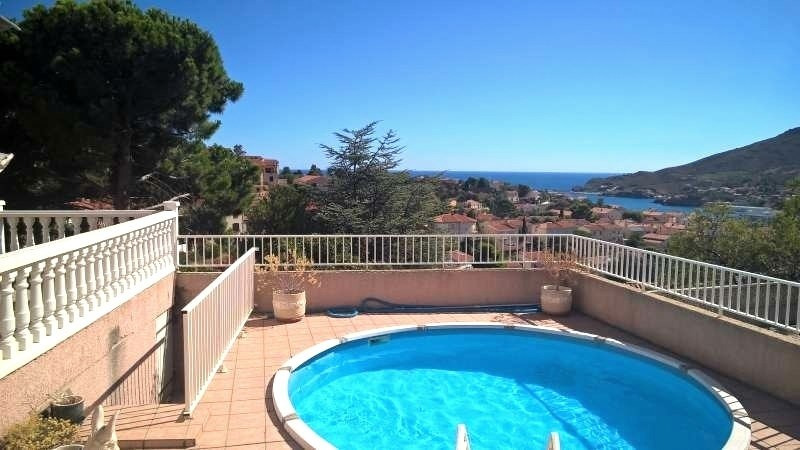 Sale house / villa Port vendres 462 000€ - Picture 1