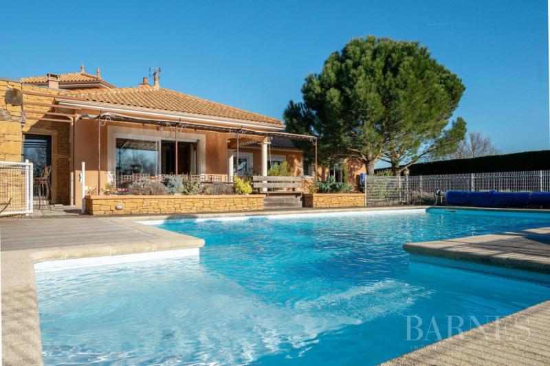 Deluxe sale house / villa Saint-georges-d'espéranche 890000€ - Picture 1