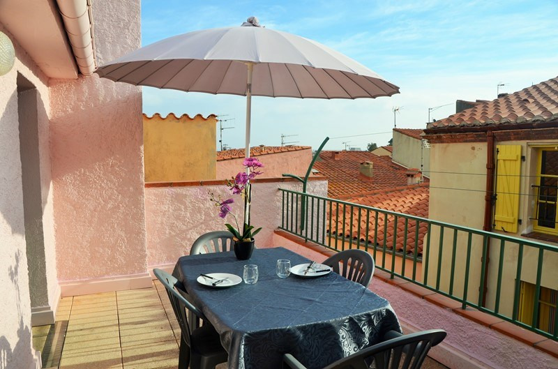 Vacation rental house / villa Collioure 332€ - Picture 2