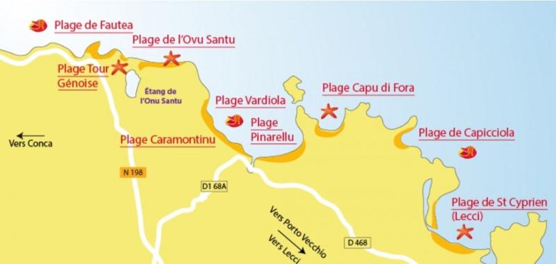 Vente maison / villa Sainte lucie de porto vecchi 425000€ - Photo 9