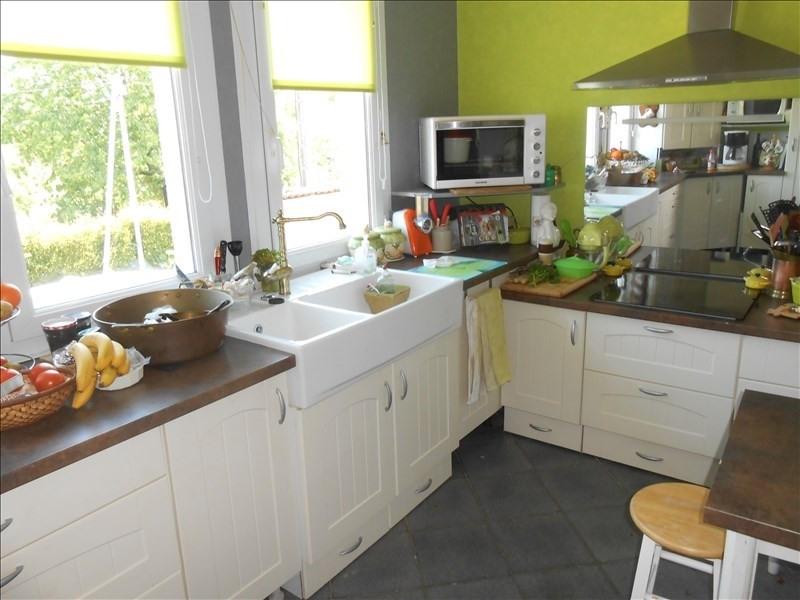 Vente maison / villa Magne 332800€ - Photo 2