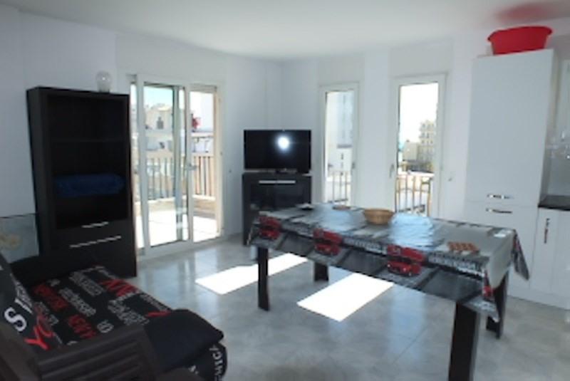 Location vacances appartement Roses santa-margarita 384€ - Photo 3