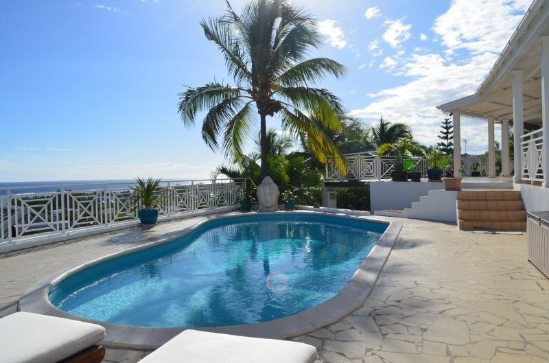 Revenda residencial de prestígio casa La saline les bains 865000€ - Fotografia 4