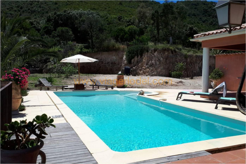Vitalicio  casa Ajaccio 225000€ - Fotografía 9