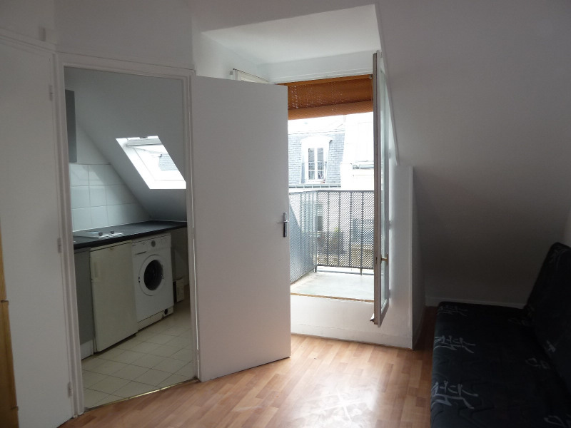 Rental apartment Paris 10ème 610€ CC - Picture 3