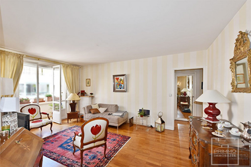 Rental apartment Lyon 6ème 1100€ CC - Picture 2