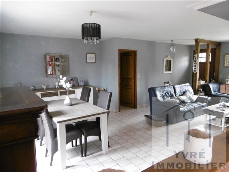 Sale house / villa Yvre l eveque 246 750€ - Picture 2