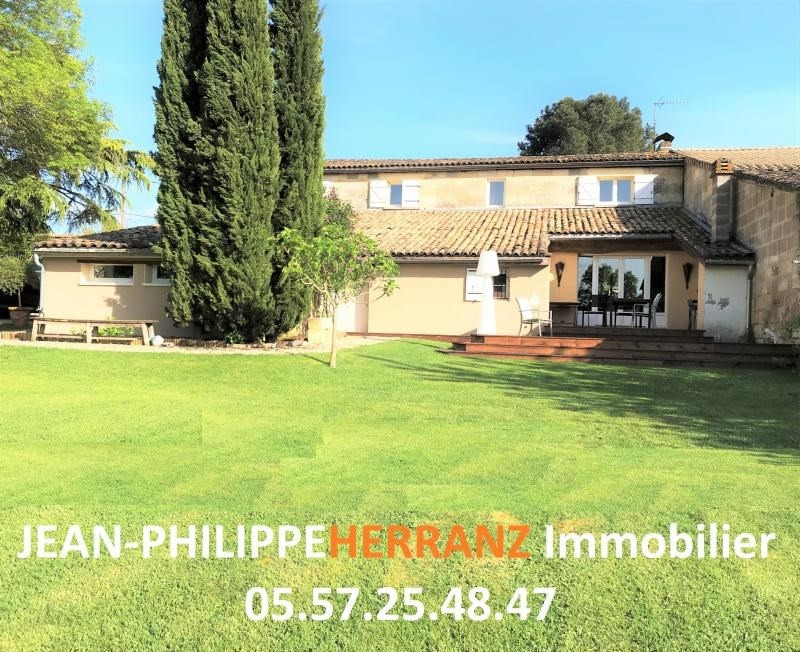 Vente maison / villa Libourne 399 000€ - Photo 1