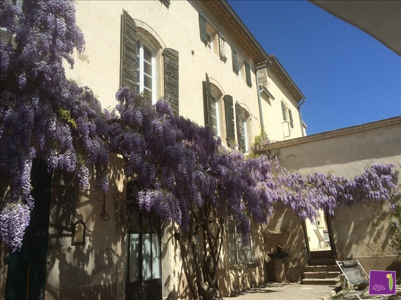 Immobile residenziali di prestigio casa Goudargues 1495000€ - Fotografia 2