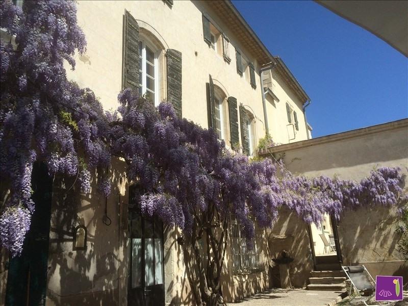 Deluxe sale house / villa Goudargues 1495000€ - Picture 2