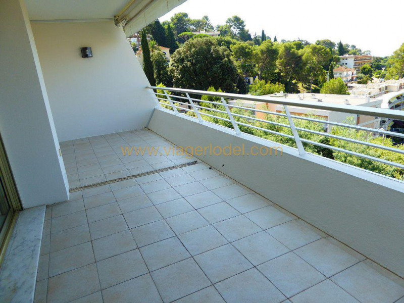 Life annuity apartment Le cannet 290 000€ - Picture 11