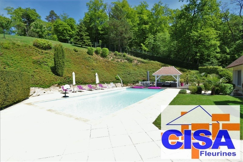 Deluxe sale house / villa Chantilly 870000€ - Picture 2