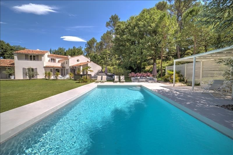 Deluxe sale house / villa Peynier 890000€ - Picture 2