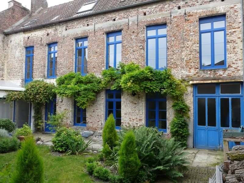 Vente maison / villa Aire sur la lys 162500€ - Photo 1