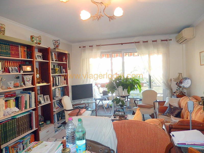 Viager appartement Menton 90 000€ - Photo 1