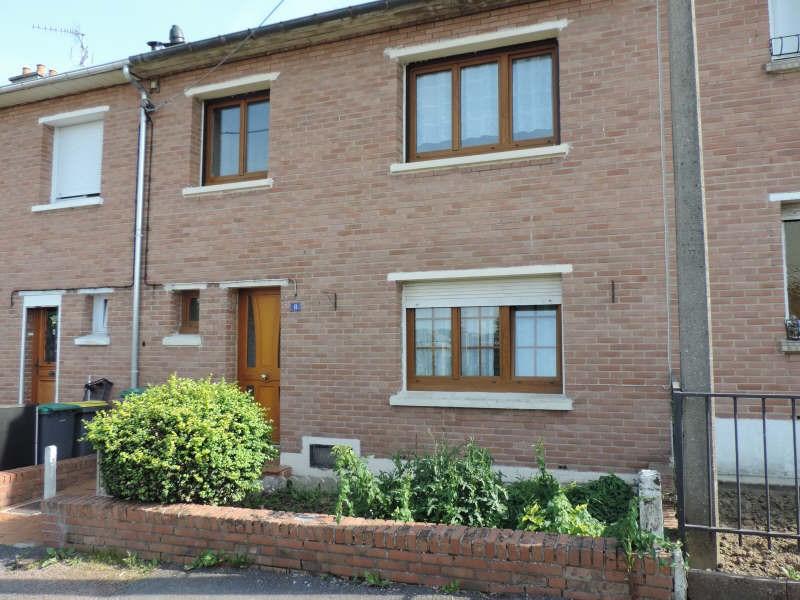 Venta  casa Saint laurent blangy 116000€ - Fotografía 1