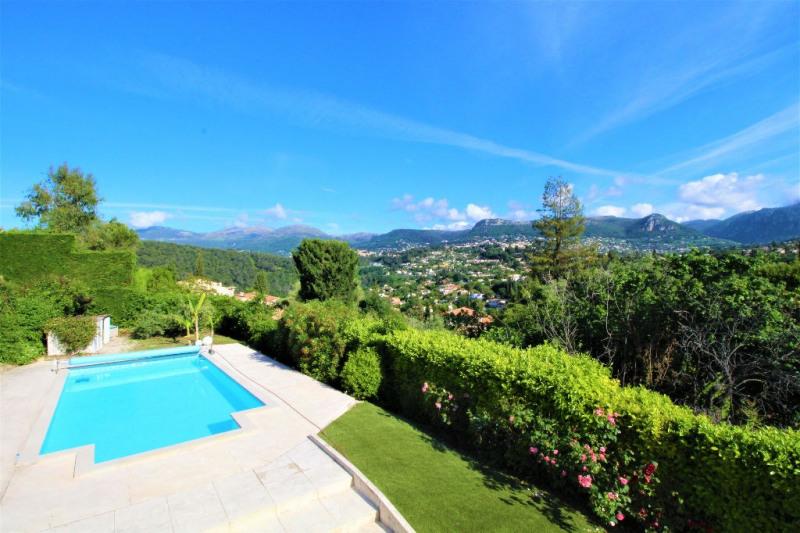 Deluxe sale house / villa Vence 739000€ - Picture 2