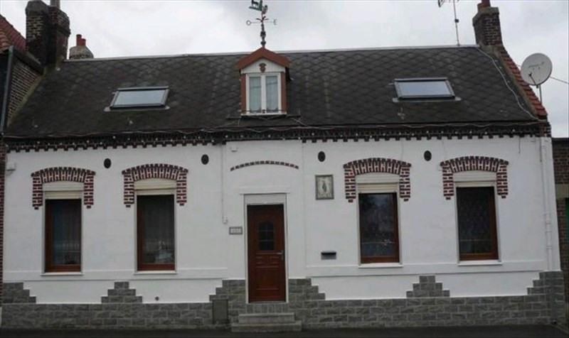 Sale house / villa Escaudoeuvres 99000€ - Picture 1