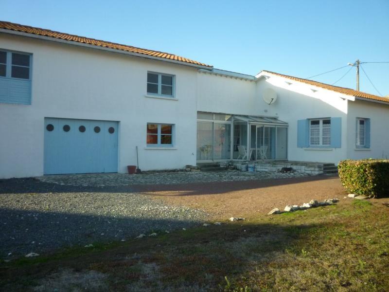 Maison st pierre d oleron - 5 pièce (s) - 110 m²