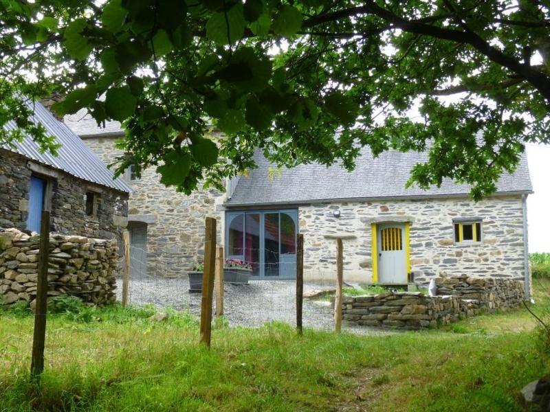 Deluxe sale house / villa Ploudiry 183750€ - Picture 1