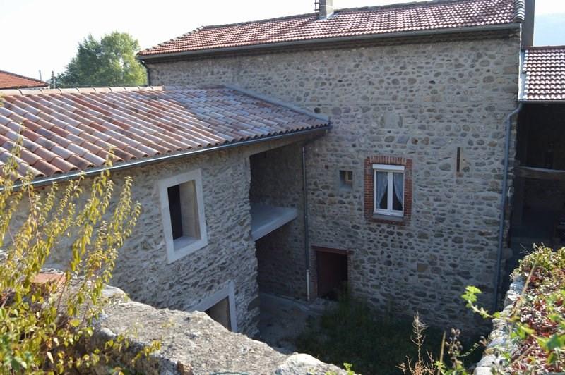 Vente maison / villa Andance 92000€ - Photo 1