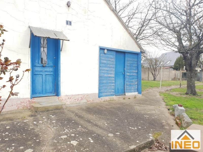 Vente terrain Montfort 108 000€ - Photo 2